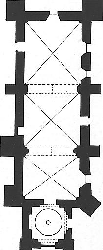 Église paroissiale Saint-Pardoux