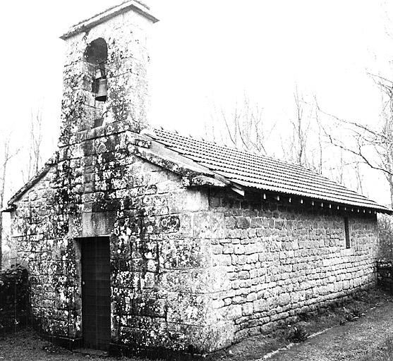 Chapelle Saint-Gilles