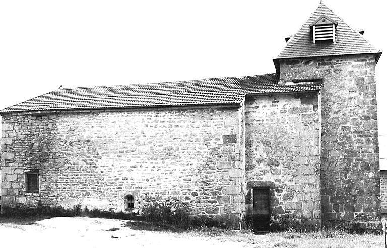 Eglise paroissiale Sainte-Anne, Saint-Sébastien