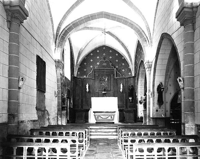 église paroissiale Saint-Genest