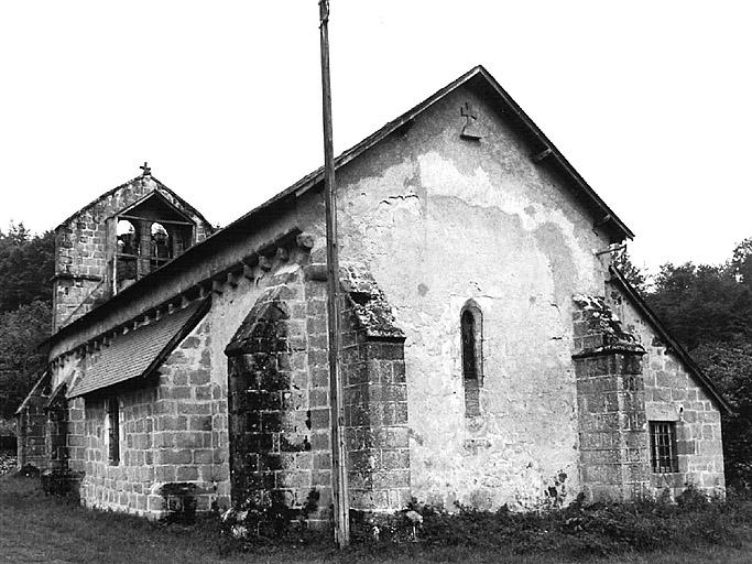 Eglise paroissiale Saint-Barthélémy