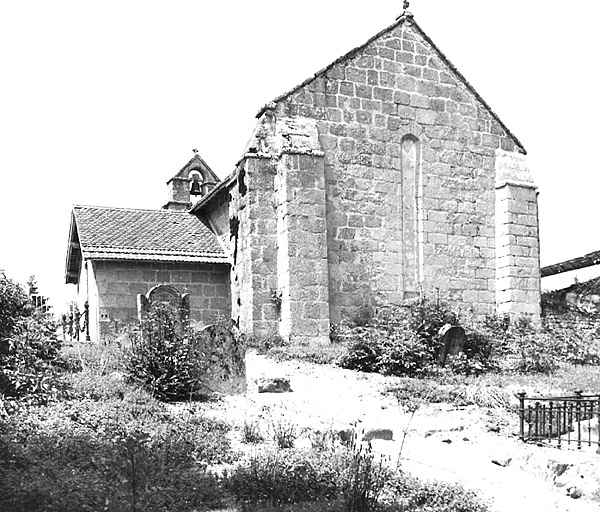 Eglise paroissiale de Chevaliers de Malte Saint-Jean