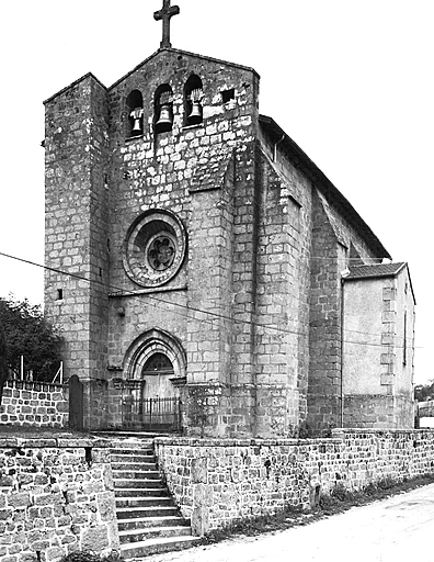 Eglise paroissiale Sainte-Valérie