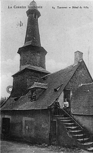Chapelle Notre-Dame-de-la-Paix, actuellement mairie