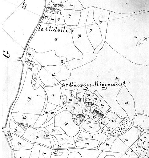 présentation de la commune de Saint-Georges-Nigremont