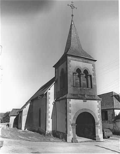 Eglise paroissiale Saint-Blaise, Sainte-Madeleine