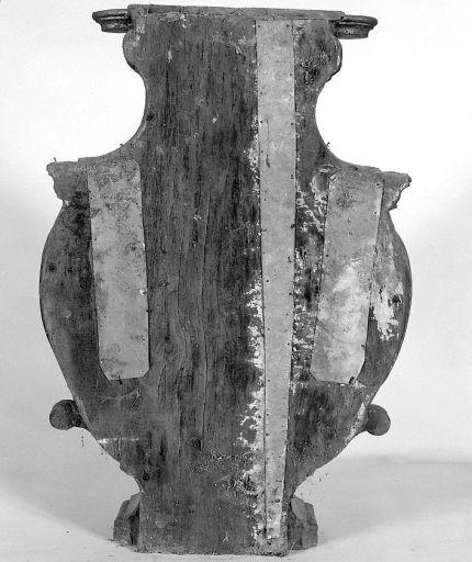 Tabernacle urne (maître-autel)