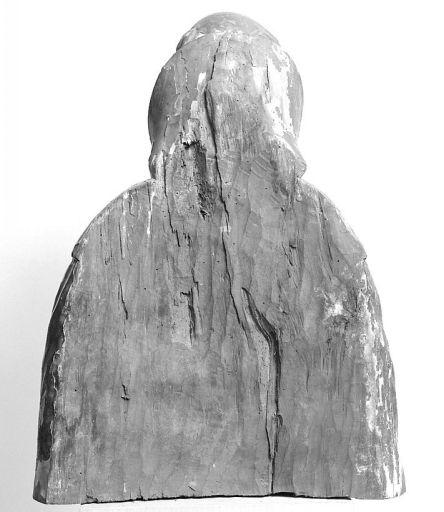 buste-reliquaire : saint François d'Assise, dit aussi saint Antoine de Padoue