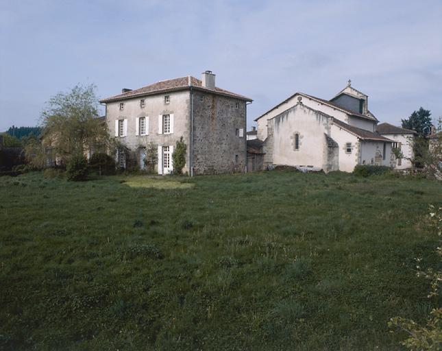 église paroissiale Saint-Yrieix
