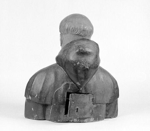 Buste-reliquaire : saint Amand