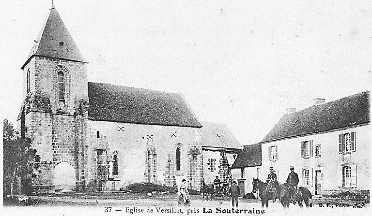 église paroissiale Saint-Aignan