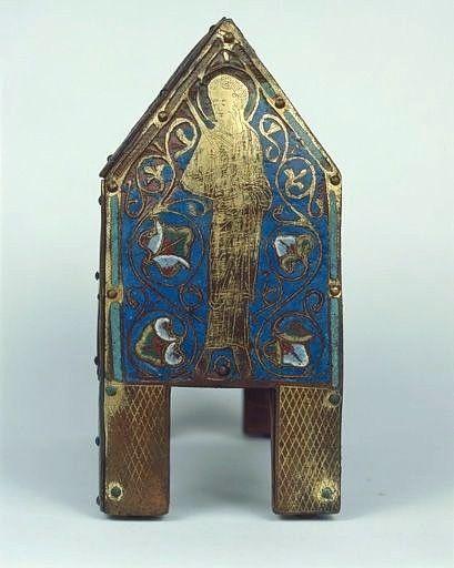 châsse de saint Eutrope