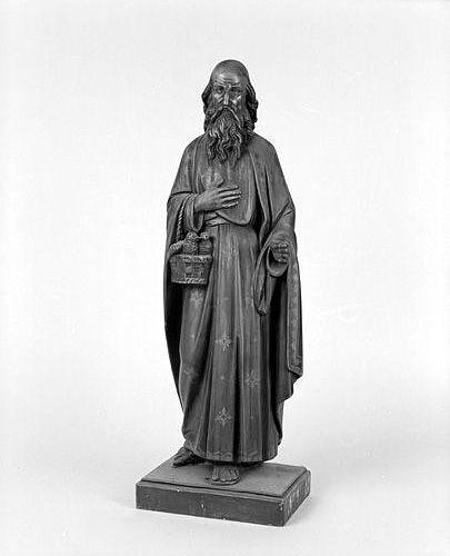 Statue : saint Joseph dit aussi saint Joachim