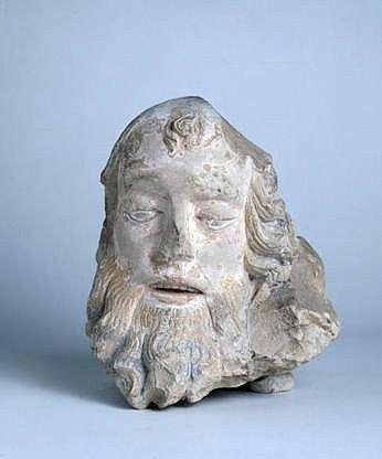 statue : saint Nicodème