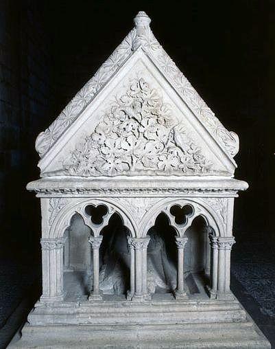 tombeau d'Etienne d'Obazine