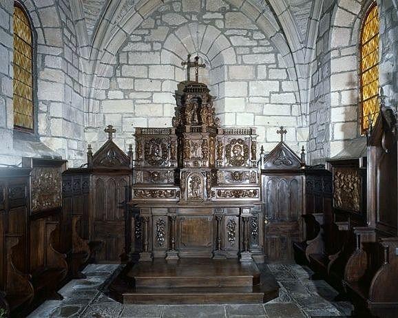tabernacle (tabernacle à ailes), exposition