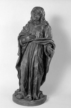statue : saint Jean l'évangéliste ?