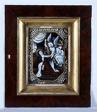 Tabernacle (porte de tabernacle) : l'Extase de sainte Thérèse