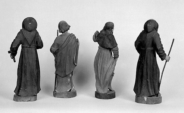 ensemble du maître-autel (autel, 2 gradins d'autel, tabernacle, exposition)