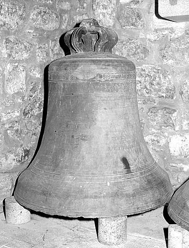 cloche de 1597