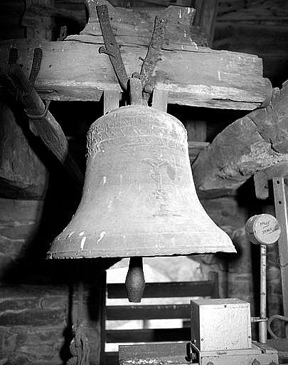 cloche, dite petite cloche de 1766