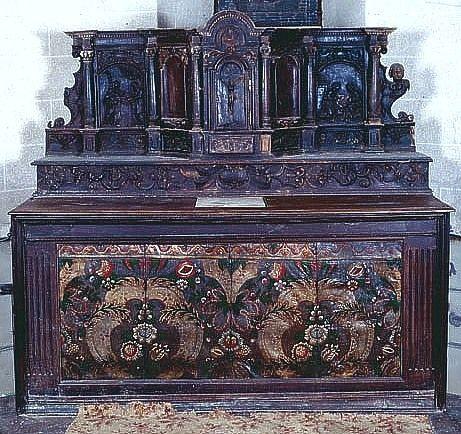 Antependium du maître-autel