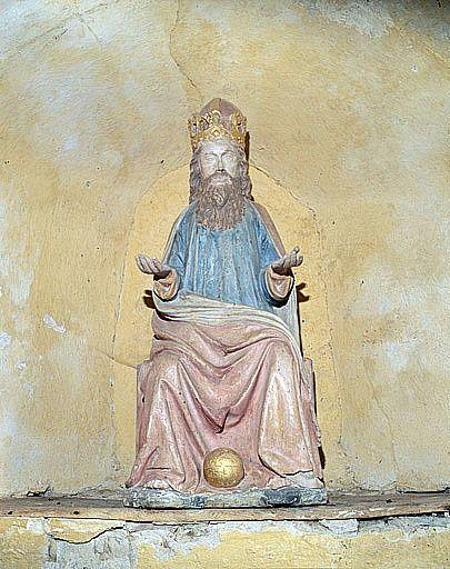 Statue : Trinité ou Binité