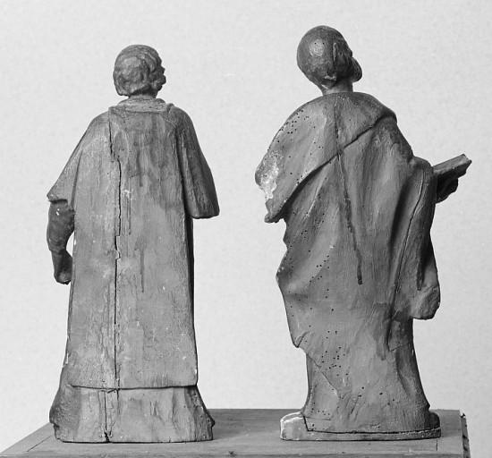 tabernacle, exposition, 6 statuettes (maître-autel)