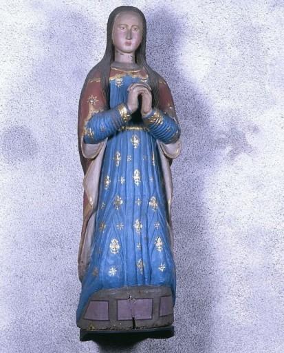 statue : sainte Madeleine d'un Calvaire ?