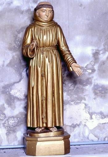 Statue : saint Pardoux