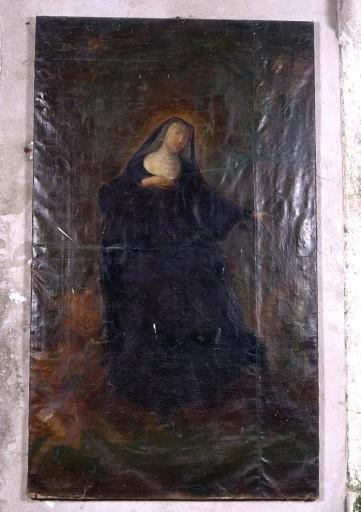 Tableau : sainte Thérèse en extase