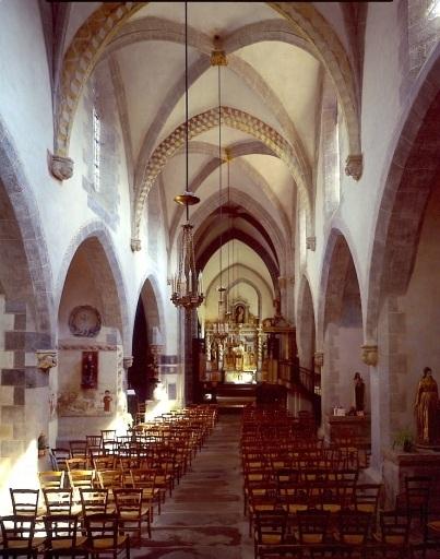 Église paroissiale Sainte-Valérie du Moutier
