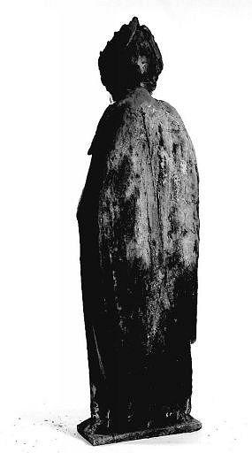 statue : saint Martin de Tours