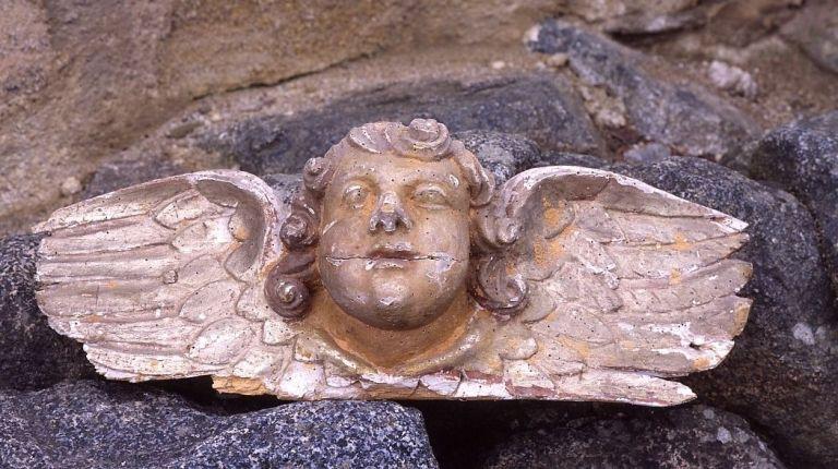 Relief d'angelot