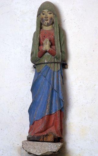 Statue : Vierge d'un Calvaire