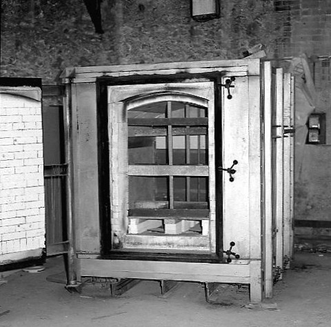 machine à convertir n° 3 : four-cellule à émail