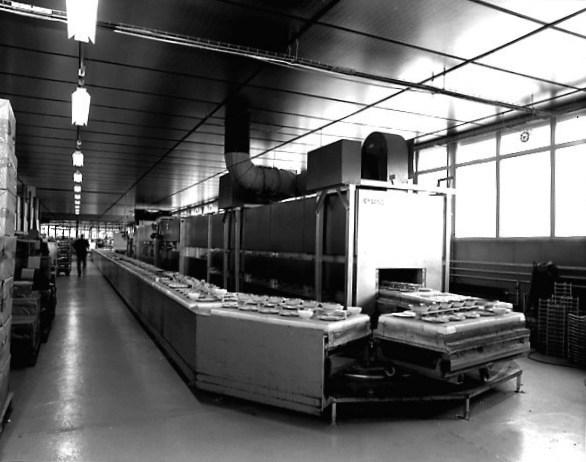 machine à convertir : four-tunnel