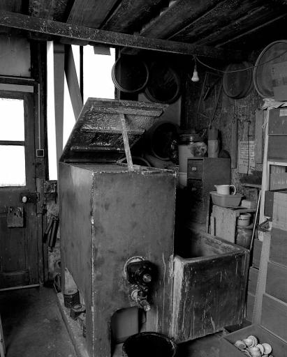 machine à dissoudre : délayeur