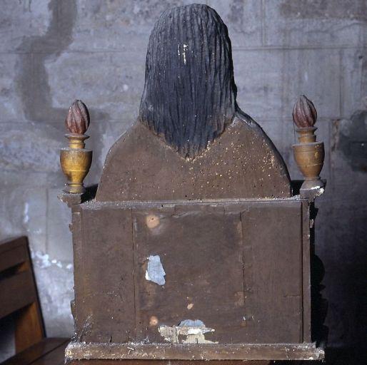 Buste-reliquaire : saint Julien de Brioude