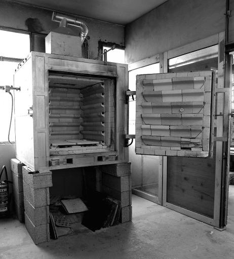 machine à convertir : four-cellule à décors n° 5