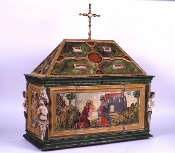 Châsse de saint François
