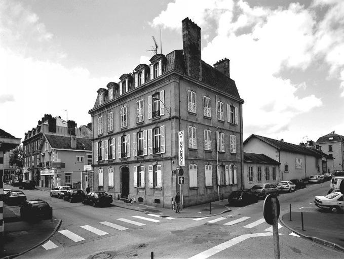 Distillerie Aimé Boulle et fils, puis La Grande Distillerie du Centre