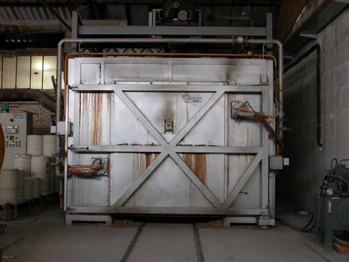 Machine à convertir : four-cellule à émail