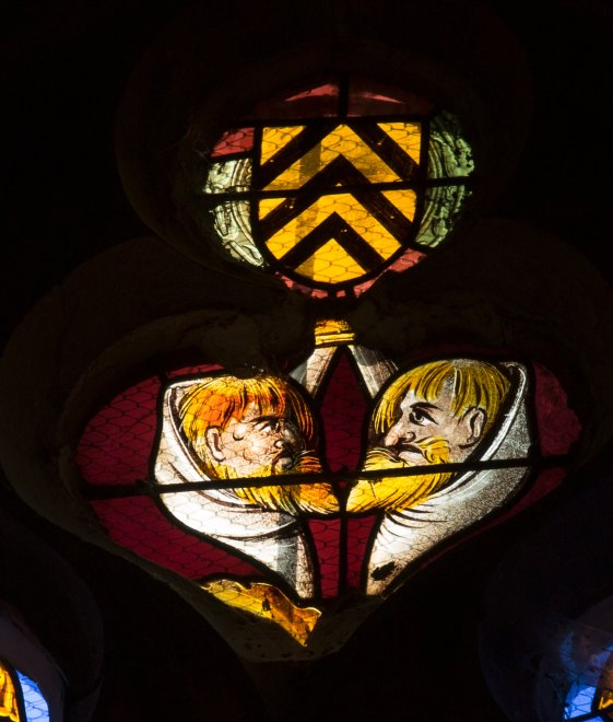Baie 2 : saint Louis et sainte Claire