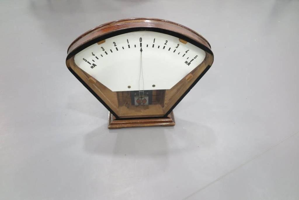 galvanomètre de démonstration