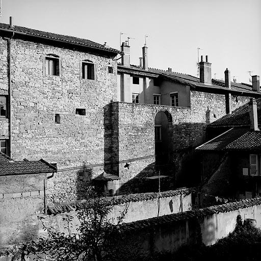 Couvent-Immeuble de frères réguliers du tiers-ordre de Saint-François, dit des Picpus puis Immeuble
