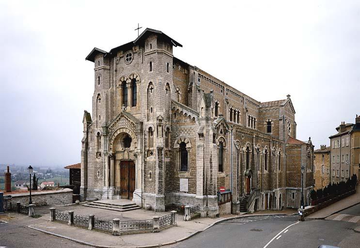 Eglise paroissiale Saint-Symphorien