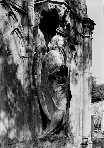 Monument sépulcral des familles Kemlin et Sausset