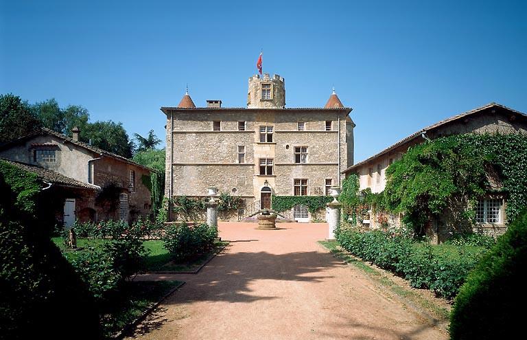Château fort dit Château de Tanay