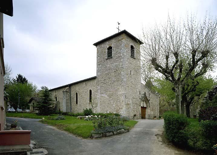 Eglise paroissiale Saint-Barnard